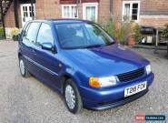 volkswagen polo 1.4 5 door long mot blue for Sale