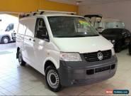 2007 Volkswagen Transporter LWB White Manual 5sp M Van for Sale