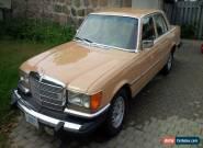 Mercedes-Benz : 200-Series 280 SE for Sale