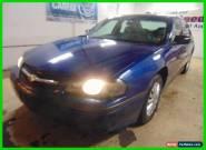 2003 Chevrolet Impala for Sale