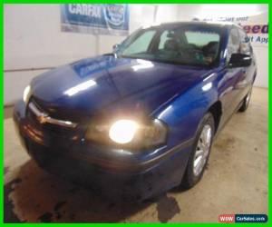 Classic 2003 Chevrolet Impala for Sale