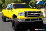Classic 2007 Ford F-250 Lariat 4x4 6.0L V8 for Sale