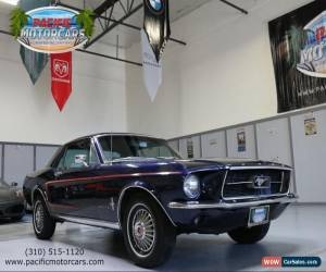 Classic 1967 Ford Mustang Coupe for Sale