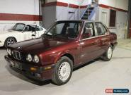 1991 BMW 3-Series 318i for Sale