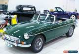 Classic 1966 MG MGB Sports British Racing Green Manual 4sp M Roadster for Sale