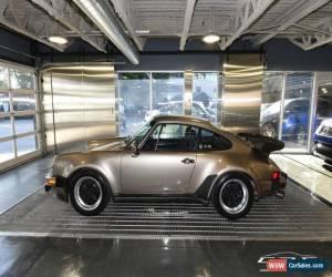 Classic 1983 Porsche 930 930 Turbo for Sale
