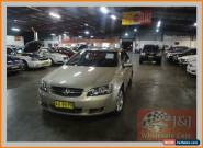 2007 Holden Berlina VE Champagne Automatic 4sp A Sedan for Sale