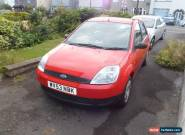Ford Fiesta 2003 1.4 TDCI Finesse very low miles,massive history & cheap to tax! for Sale