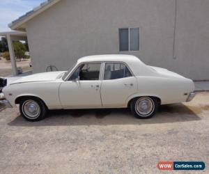 Chevrolet Chevy Nova American Nevada Usa 1969 4 Door