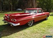 CHEVROLET El Camino 1959 Lowrider Show car  for Sale