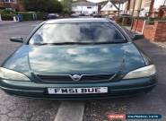 VAUXHALL ASTRA LS 1.4 PETROL MOT APRIL 2017 SPARES AND REPAIRS  for Sale