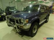1997 Toyota Hilux Surf SSS-R Automatic 4sp A Wagon for Sale