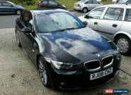 BMW 3 Series 2.0 320i M Sport 2dr convertible for Sale