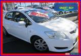 Classic 2007 Toyota Corolla ZRE152R Ascent White Automatic 4sp A Hatchback for Sale