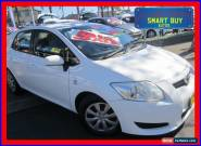 2007 Toyota Corolla ZRE152R Ascent White Automatic 4sp A Hatchback for Sale