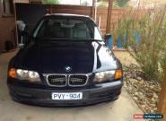 BMW 318I... E46  for Sale