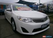 2012 Toyota Camry ASV50R Altise White Automatic 6sp A Sedan for Sale