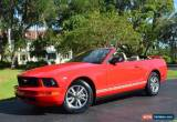 Classic 2005 Ford Mustang 2dr Convertible Deluxe for Sale