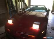 1990 Chevrolet Corvette convertible for Sale