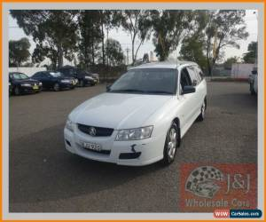 Classic 2005 Holden Commodore VZ Executive White Automatic 4sp A Wagon for Sale