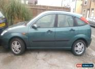Ford focus 1.8 petrol for Sale