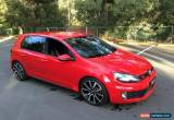 Classic 2011 Volkswagen Golf 1K MY11 GTI Adidas Amaryllis Red Automatic 6sp A Hatchback for Sale