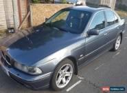 2000 BMW 528I SE AUTO GREY for Sale