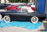 Classic 1955 Ford Thunderbird for Sale