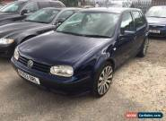 2003/03 VW GOLF, 1.9 TDI, AUTOMATIC DIESEL, 5 DOOR for Sale