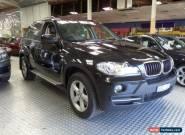 2009 BMW X5 E70 MY09 xDrive 30D Executive Sapphire Black Automatic 6sp A Wagon for Sale