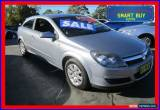 Classic 2005 Holden Astra AH CD Grey Manual 5sp M Coupe for Sale