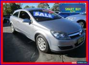 2005 Holden Astra AH CD Grey Manual 5sp M Coupe for Sale