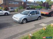 Volkswagen Golf ,1.4 Petrol, Manual, Silver, 96370 miles, Good car for Sale