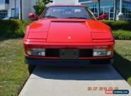 Ferrari: Testarossa Testarossa for Sale