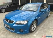 holden commodore VE SS series 2 2012 6.0 litre 6 speed manual V8 76,000ks for Sale