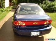 Chevrolet: Cavalier for Sale