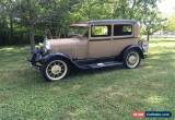 Classic 1929 Ford Model A for Sale