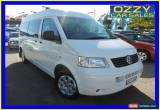 Classic 2008 Volkswagen Transporter T5 MY08 (LWB) White Automatic 6sp A Van for Sale