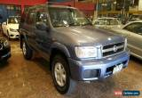 Classic 2002 Nissan Pathfinder ST (4x4) Blue Automatic 4sp A Wagon for Sale