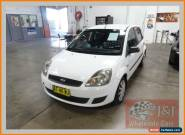2007 Ford Fiesta WQ LX White Automatic 4sp A Hatchback for Sale