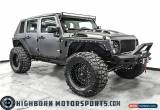 Classic 2016 Jeep Wrangler for Sale