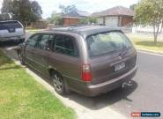 Holden Commodore Berlina (2000) 4D Wagon Automatic (3.8L - Multi Point... for Sale