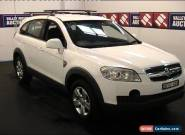 2008 HOLDEN CAPTIVA SX 4x4 4D WAGON TURBO DIESEL BIC10Q for Sale