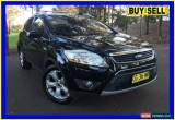 Classic 2012 Ford Kuga TE Titanium Grey Automatic 5sp A Wagon for Sale