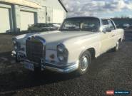 1962 Mercedes-Benz 200-Series for Sale
