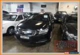 Classic 2009 Holden Cruze JG CD Black Manual 5sp M Sedan for Sale
