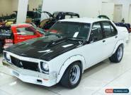 1977 Holden Torana LX SL/R 5000 A9X White Manual 4sp M Sedan for Sale