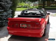 1990 Ford Mustang for Sale