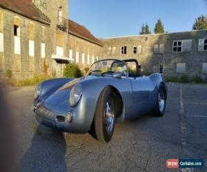 Classic 1955 Porsche Beck Spyder 550 for Sale
