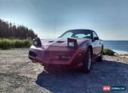 Pontiac: Firebird Trans Am for Sale